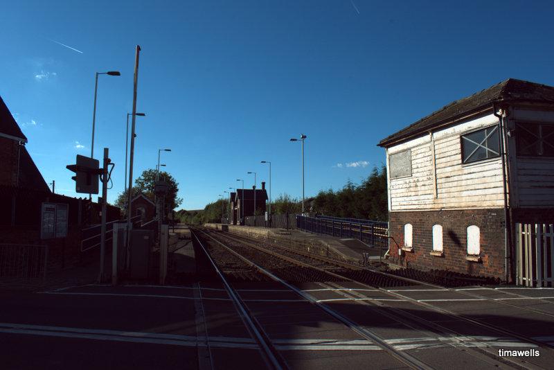 Shireoaks train station