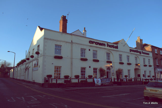 Bawtry crown hotel