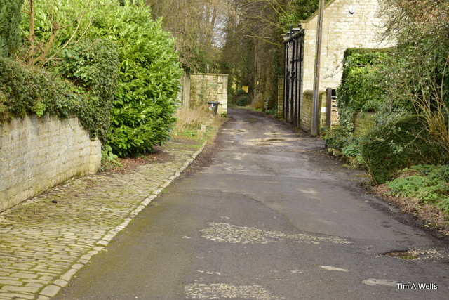 Firbeck Hall Footway